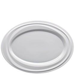 Piatto ovale Rosenthal Nendoo in porcellana cm 34