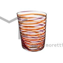 Bicchieri Murano Carlo Moretti Bora 2011