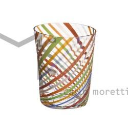 Bicchieri Murano Carlo Moretti Bora 2009