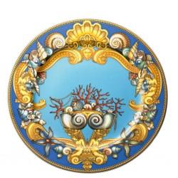 Piatto rotondo Versace I tesori del mare cm 30