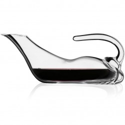 Decanter Riedel Ente in cristallo