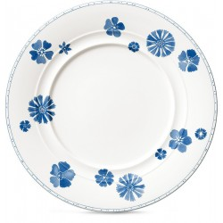 Piatto piano Villeroy & Boch Farmhouse Touch BlueFlowers cm 28