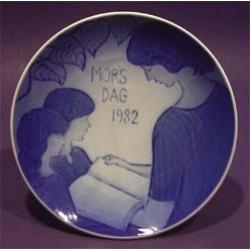 Piatto della mamma Bing & Grondahl 1982