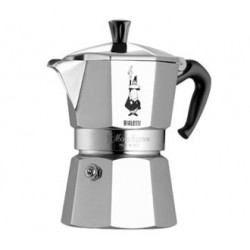 Coffee machine Bialetti in express aluminum