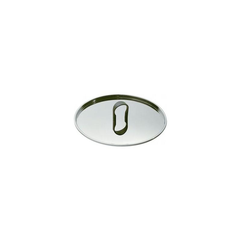 Coperchio alessi in acciaio la cintura di orione allegranzi for Offerte pentole alessi